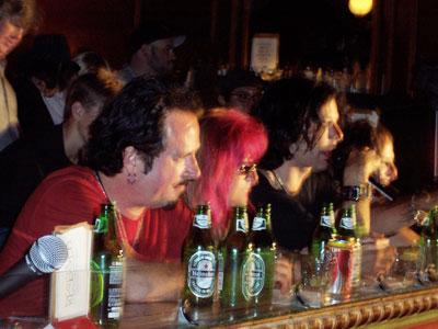 Richie Kotzen, Shredmistress and Steve Lukather