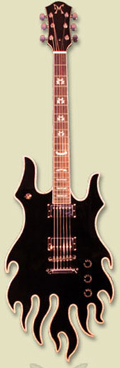 Minarik Inferno Guitar